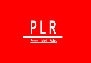 Get 10101+ PLR Articles In Over 100+ PLR Articles Niches