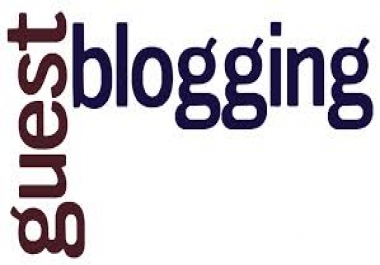Get Higher Profits with Best Guest Blogging Services