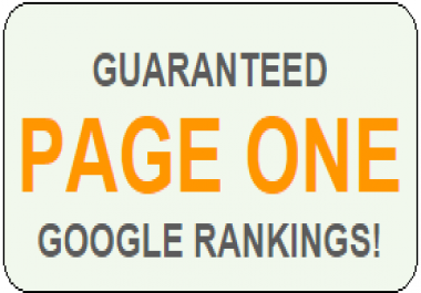 [GUARANTEED 1ST PAGE RESULTS FOR 15 KEYWORDS]  SUPPORTS 3 SITES, BEST SEO FOR 2017
