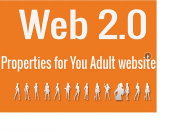 **do 12 high PR web 20 properties for Adult websites **