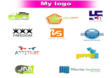 design a killer, high quality, effective and custom made logo for your website, company or business