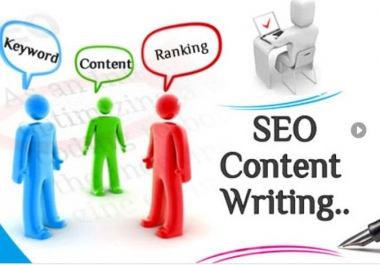 I will write two 400 words unique SEO Article