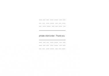 Private order Numero for client