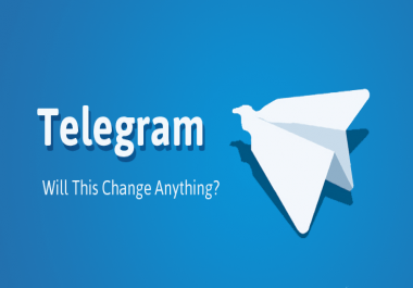 I will add Real Human 530+ Telegram Members or Posts View-s in Your Channel