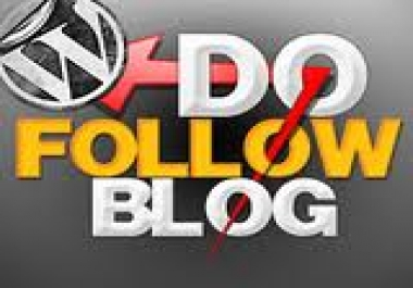give you a list of over 103,200 unique PR2 PR7 mostly dofollow WordPress blog urls.