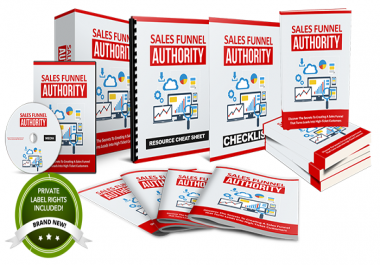 Unstoppable PLR - Sales Funnel Authority