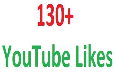 You will get real 130+ Like + 10 Subscribers in your YouTube video only