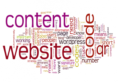 I will write 2 content 500 words of unique website content in 24 hours