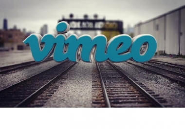 add you 100 GUARANTEED Real Vimeo likes, ratings, thumbs up within 24hour