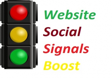 5,555+++ Most Powerful SOCIAL SIGNALS Effective Monster Service Only