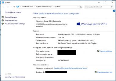 Selling Cheap Windows VPS