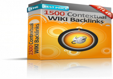 Deliver 1010 High Authority Wiki Backlink