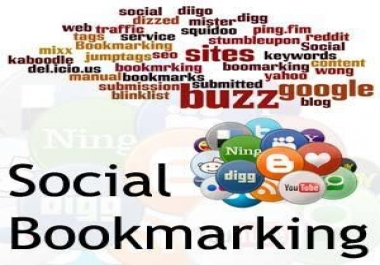 I will make 30 web 2,0 properties,2500 social bookmarks backlinks Buy Here