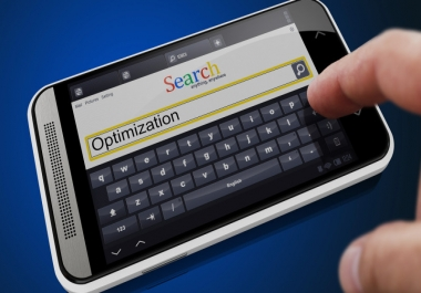 I will help you optimize you mobile website