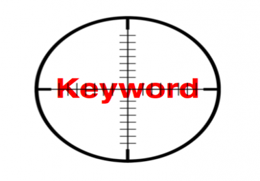 High Quality Low Competitive keyword Research for Your Money Site