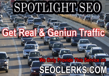 drive 500+ USA CANADA genuine real traffic to your website for one month