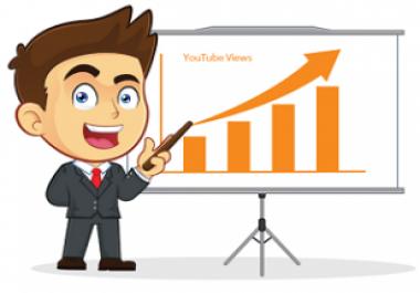 Provide 10000 Youtube Views