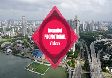 Increase Sales, Get More Visibility. Beautiful Promotional Videos to Showcase Your Products, Services & Business