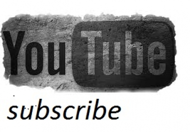 I will  130+  YouTube Subs cribers,100 real & Genuine only