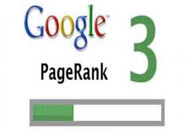 Put your Website to PR3 website