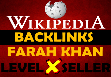 WIKIPEDIA POWER PACK BY LEVEL X3 SELLER - 3.5 YEARS SEO EXPERIENCE