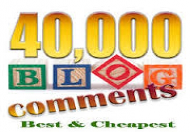 make 40,000 seo blog comment backlincs scrapebox linkjuice..