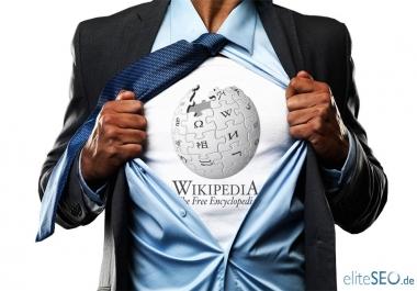 Wikipedia Backlinks - German SEO for Google.de