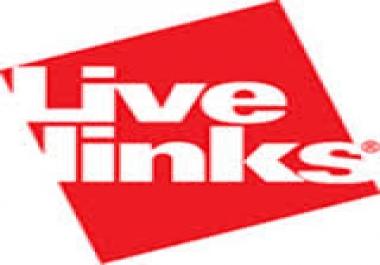 do 40000 live links verified...