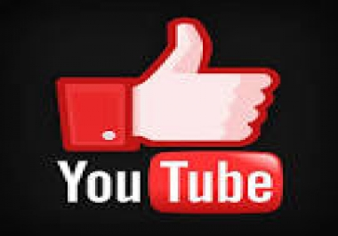 Get you 150 youtube subscribers or youtube like real