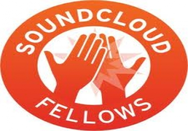 Increase your 80 real soundcloud follower With full sati... for $1