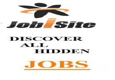 post job in USA job portal for $1