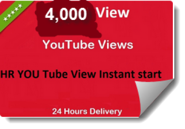 5000+ Youtube Life Time Guaranteed Views within 36 hours