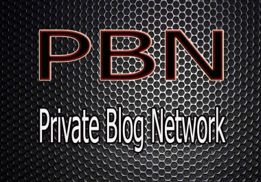 5 Perfect and Permanent PBN High PR PA DA TF CF, pbn Homepage Backlinks