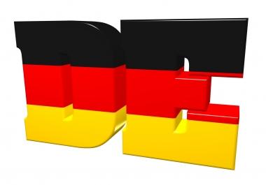 5000 Germany Website Traffic Visitors - Geo-Targeted