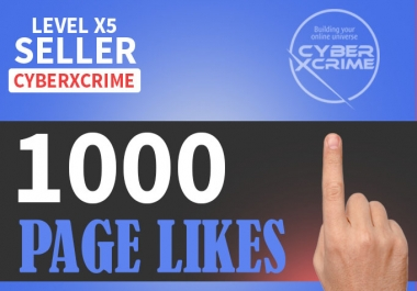 Add 1000 Fast Page Likes