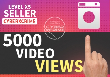 Add Fast 5000 Views  for $2