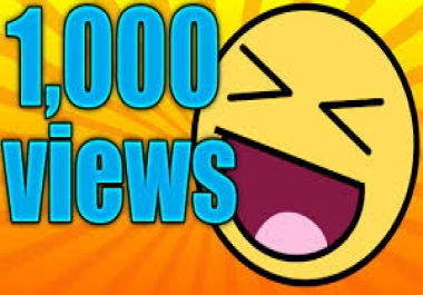 Give you 1050  REAL VIEWS Targeted and 30 likes and 20 subscribe High Retention. VERY FAST  DELIVERED . ORGANIC TRAFFIC + bonus  Human FAST YOU..TUBE... RETENTION