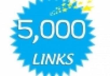 make 5000 backlinks with blog comments, 5000 live blog comment backlinks