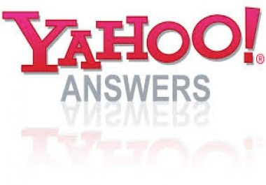 I will make 6Yahoo Answers with your link for Direct and Targeted Traffic to your website only