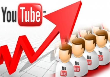 give You 25 Real YouTube Subscribers for $1