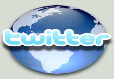 Give u 1000  twitter Followers