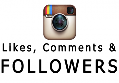 Give you 250 Instagram Followers  only for $1