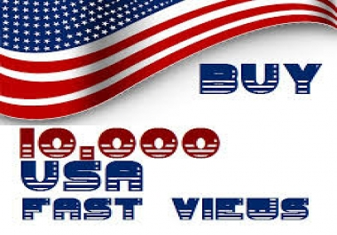 10,000+ High Retention Only USA YouTube Views or 500+ Subscribers for Improve YouTube Video & SEO Ranking Only