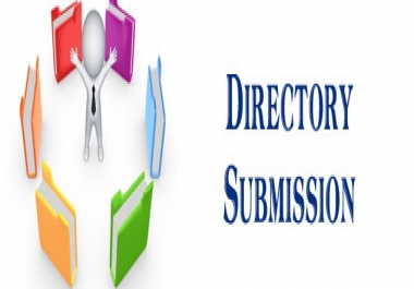 i will provide 10 approved directory submissions only