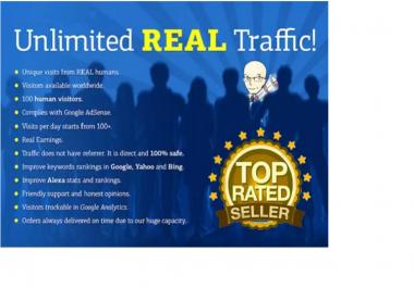 18000 views 60days UNLIMITED Social Media Traffic