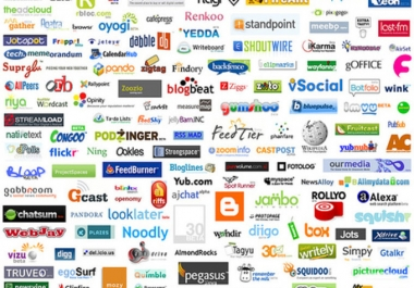 30 High Quality Web2.0 Blogs with proper image and video