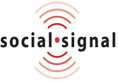 500 High Quality PR9-PR10 Social Signals Backlink from BEST Social Media website