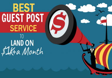 Publish Your Guest Post On High Authority Niche Related Blog