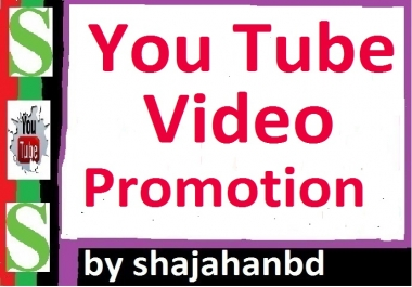 Organic YouTube Video Promotion Marketing