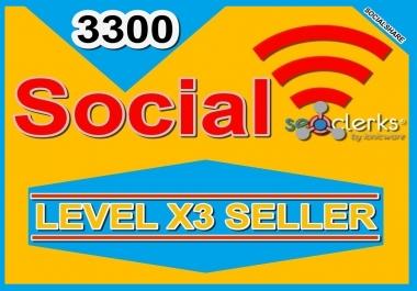 Top 5 Powerful Social Platform 3300 PR9 SEO Social Signals Share Bookmarks Important Google Ranking Factors